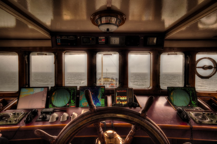 Learning Kubernetes at Home: Becoming the Helmsman